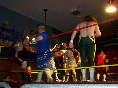 Top Rope Promotions Kowalski Cup 2008  June 27, 2008