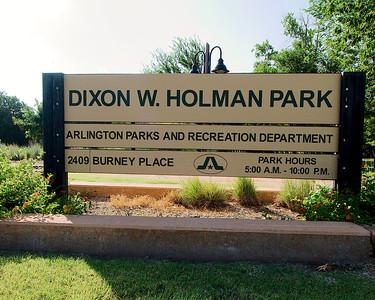 2012 Dixon Holman Park