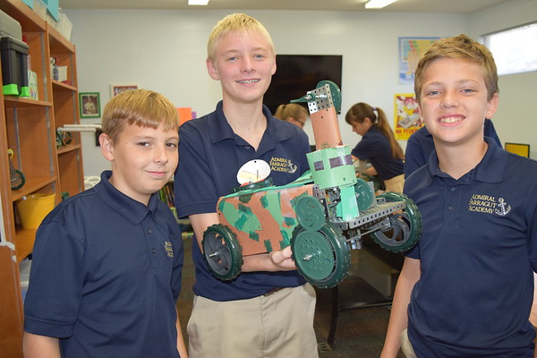 Survival Project Vex Robotics