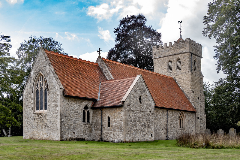 Aston Abbotts, St. James the Great