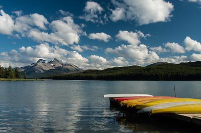 Malign Lake, Jasper National Park