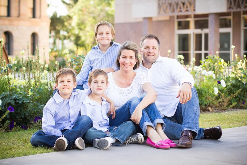 Mckay Family - May - 2014