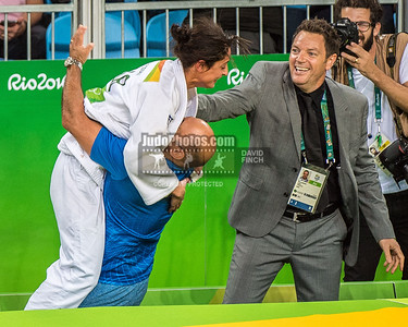 2016 Rio Olympic Judo - Day 4 (9 August)