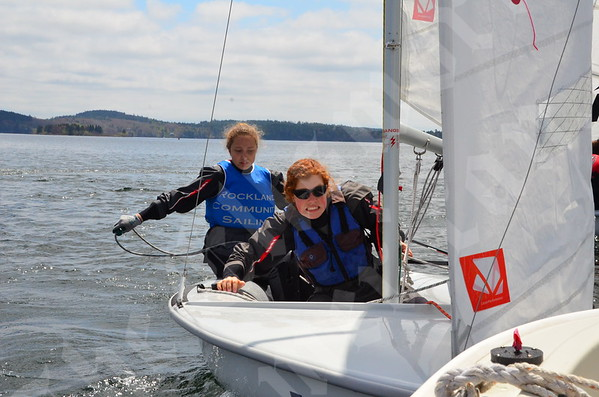 Downeast Invitational Regatta 2015
