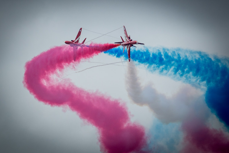 Scampton Airshow - 17th September 2017