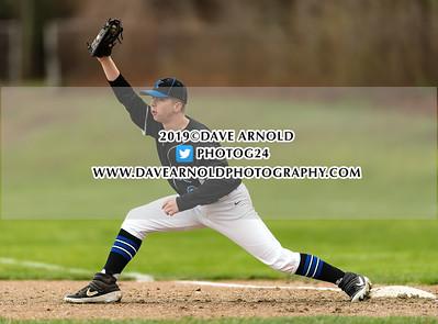 5/2/2019 - Varsity Baseball - Chevrus vs Kennebunk
