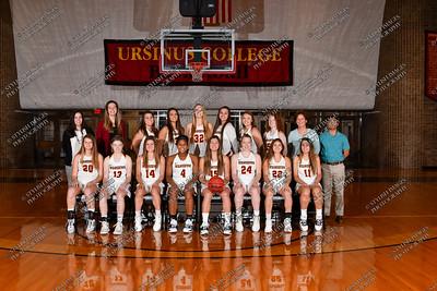 UC  Women's Basketball Team