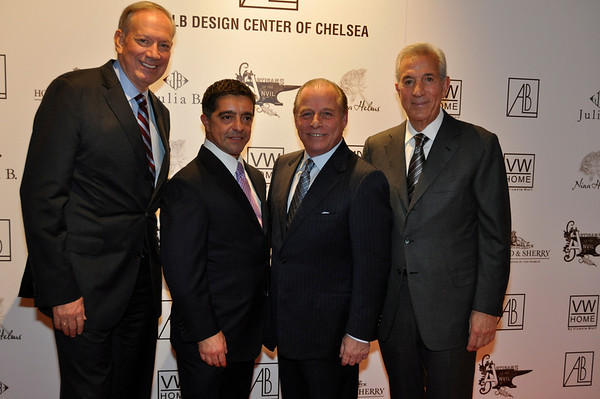 Grand Opening of The ALB Design Center of Chelsea,  Nov 10, 2011
