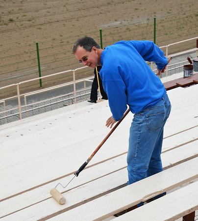 Make A Difference Day: Pioneer Stadium:  Raychel Johnson: 05/08/14