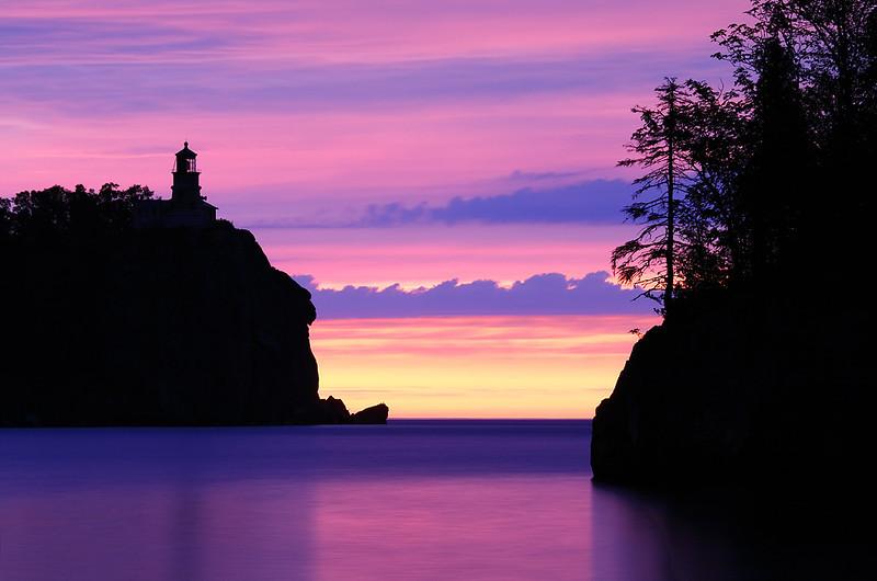 Unforgettable Light - Split Rock Lighthouse (Split Rock Lighthouse State Park - Minnesota)