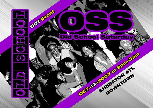 OSS @ Sheraton Atlanta :: ATL, GA [Oct.13.2007]