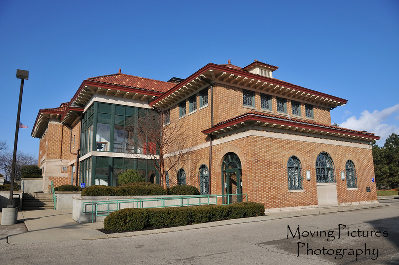 Carnegie Library - Corryville
