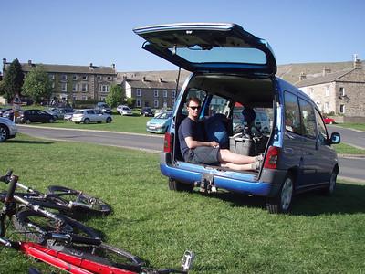 Reeth Ride 1-5-2010