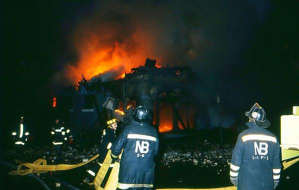 New Bedford, Achusnut Ave & Bullard St. 3/1990