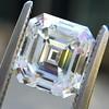 2.23ct Vintage Asscher Cut Diamond GIA G VS1 17