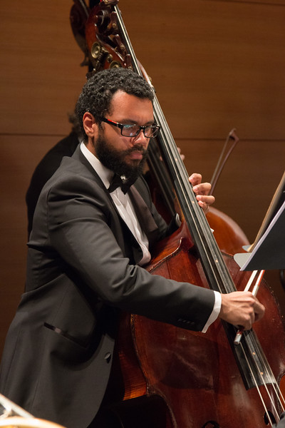 Evan Cannon -- Symphony of the Potomac at the Cultural Arts Center, Silver Spring, MD, February 2018.