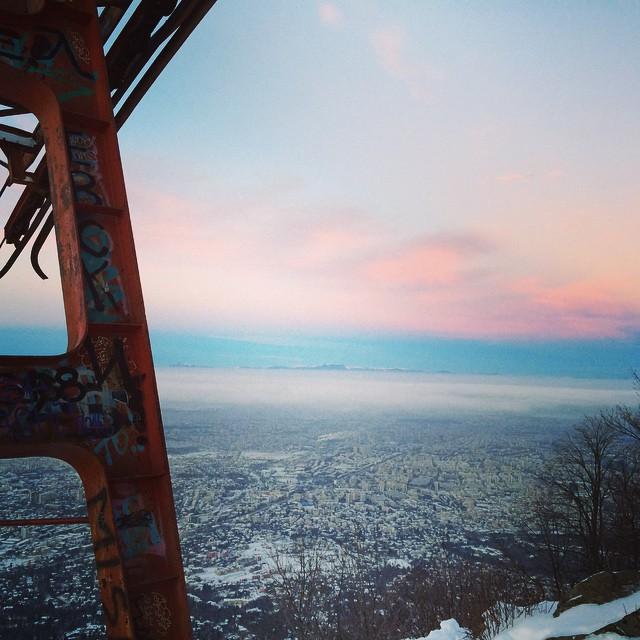 sofia mountain vitosha