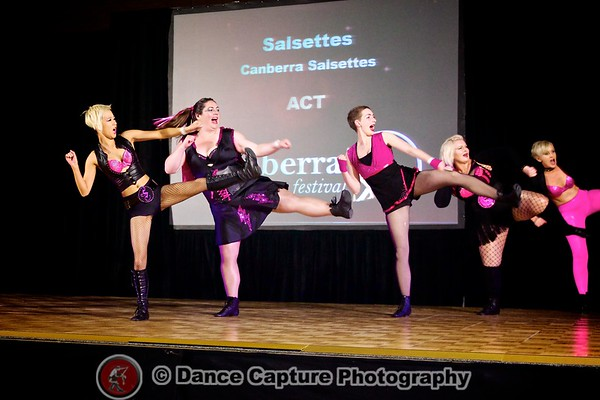 Canberra Latin Dance Festival