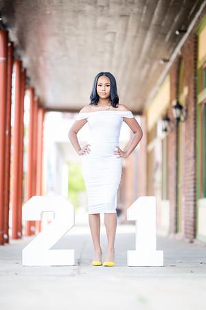 Morgan's 2021 Senior Pics