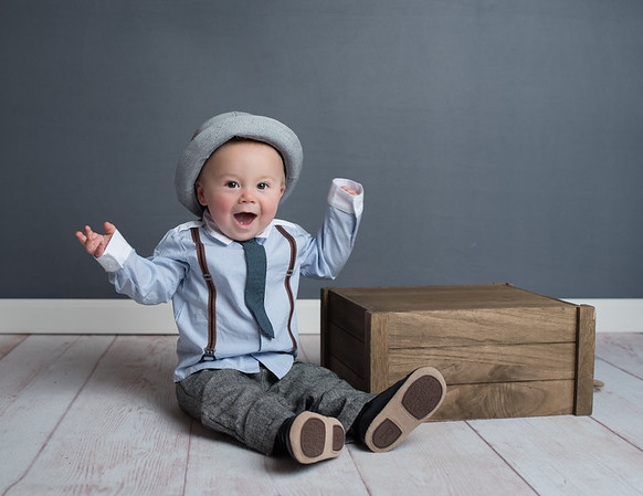 Nicholas, 9 months