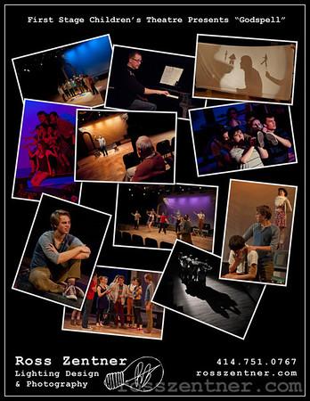 """First Stage Children's Theatre """"Godspell"""""""