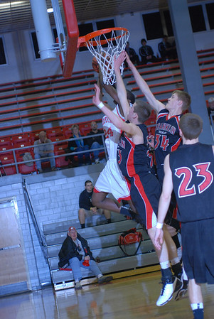 2011 Stebbins boy's Basketball