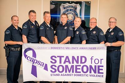 CAPSA & Officers