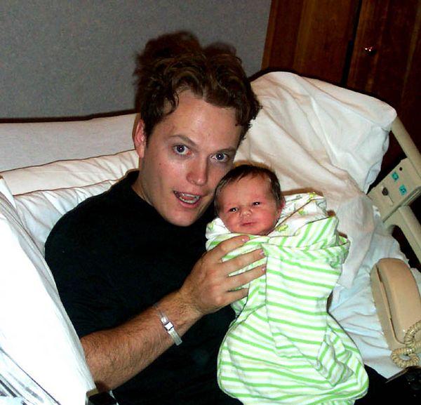 Avery and Sarah's Baby Aidan