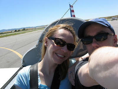 Soaring over Monterey/Hollister and visit to San Juan Bautista