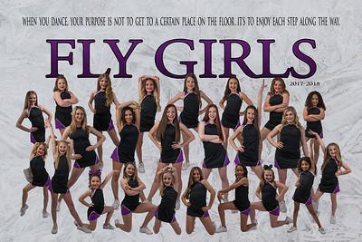 Fly Girls 2018