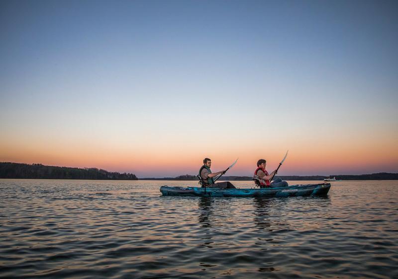 Belews Lake Kayaking
