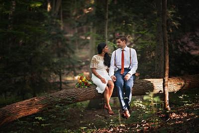 Kristy & Michael {MARRIED}