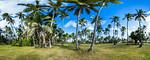 Golf Course at Vomo Island Resort - Fiji Islands