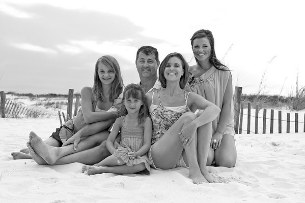 Reynolds Family Beach 2010
