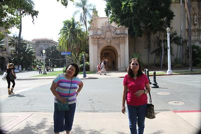 San Diego Sept Visit