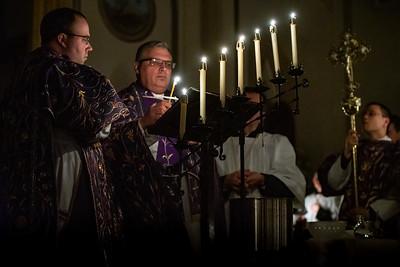 Midnight Easter Vigil