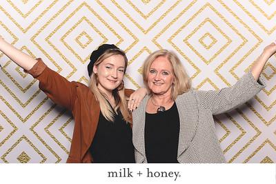 11-12 milk + honey