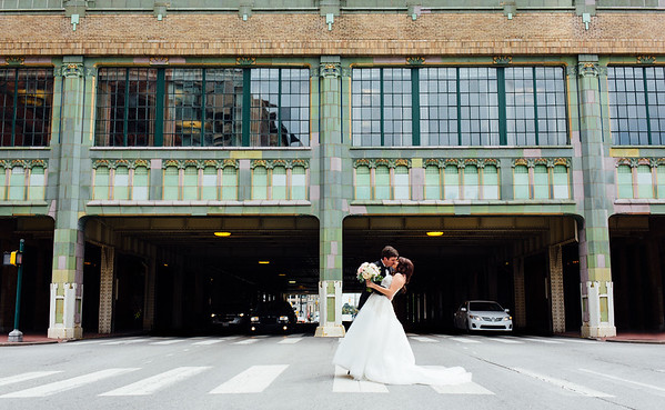 Jill & Dylan, the wedding