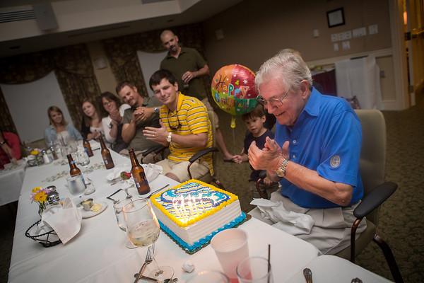Grandpa Heislers 90th Birthday