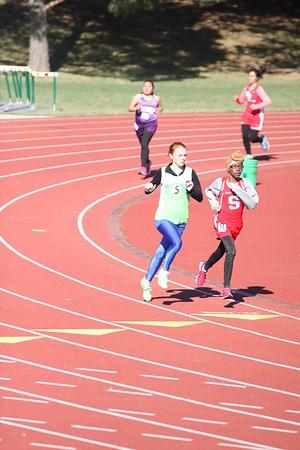 MNHS Track at Bryan