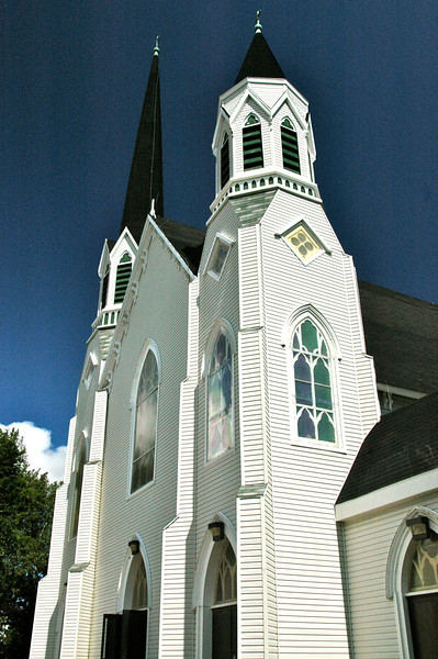 Churches, chapels and steeples