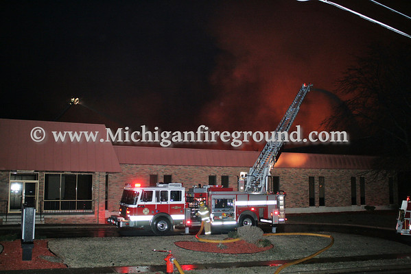 3/26/11 - Blackman Twp factory fire, 2400 E. Ganson