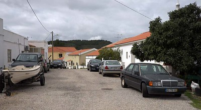 Odeleite : a village in the far eastern Algarve
