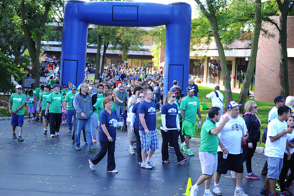2013 Fight for Air Walk - Oakbrook