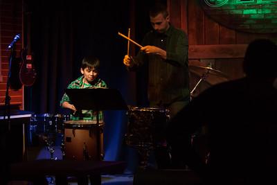 20160409 - Percussion Student Recital