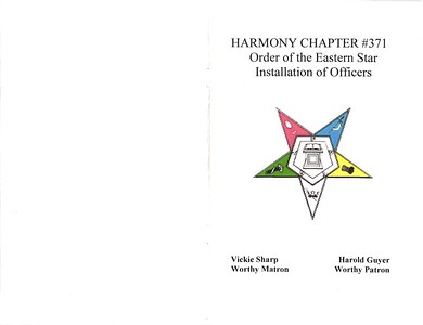 INSTALLATION at Harmony 12-1-18