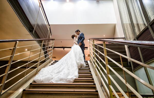 三重彭園婚宴會館| 結婚之喜 | My Darling 寵愛妳的婚紗