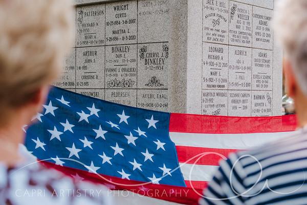 Donald E Binkley Memorial
