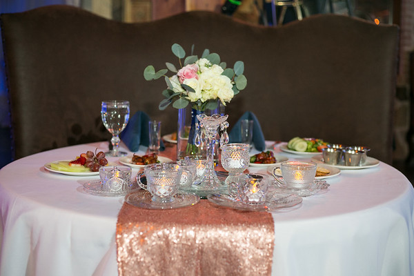 Mikey Charlsey Reception