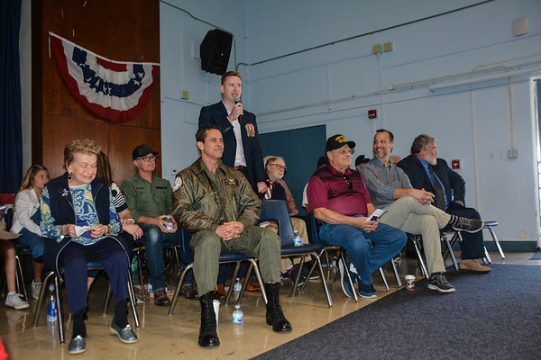 2019-20 Harbor View Veterans Day Assembly